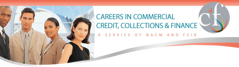 Careers in Commercial Credit, Collections & Finance